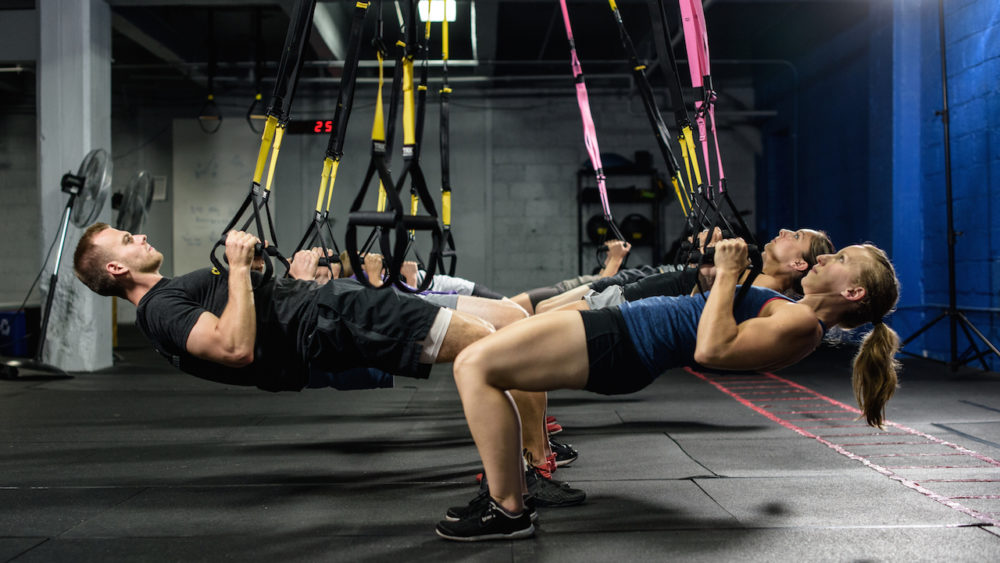 10 Reasons Why I Absolutely Love TRX Workouts And You Should Too -  COREStrong