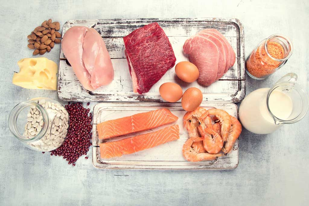 how much protein do i need to eat to build muscle mass
