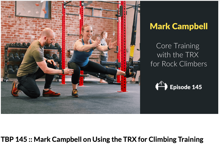 Training Beta Podcast with Mark Campbell